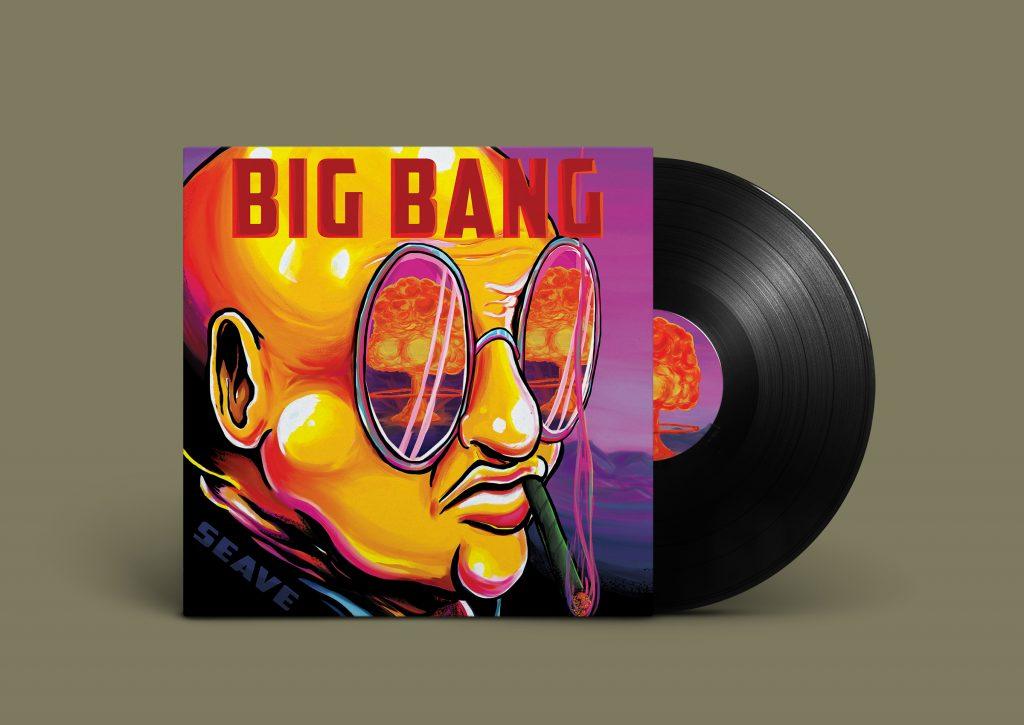 BIG BANG - Mockup