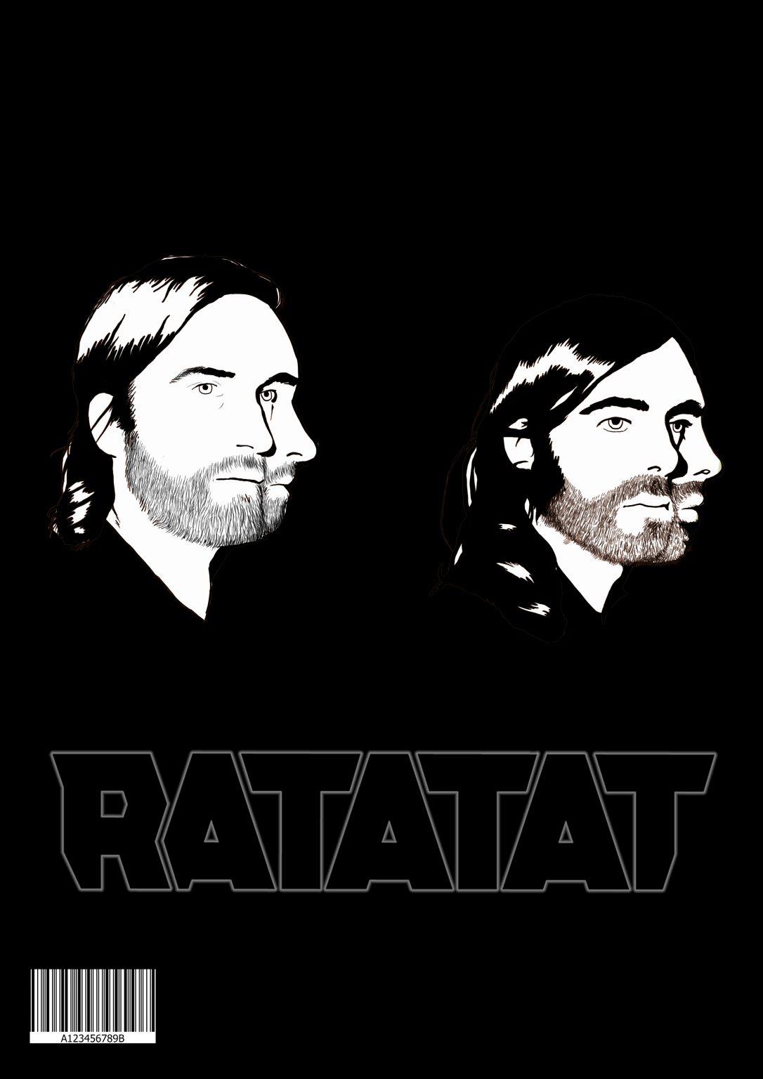 Ratatat magazine Cover