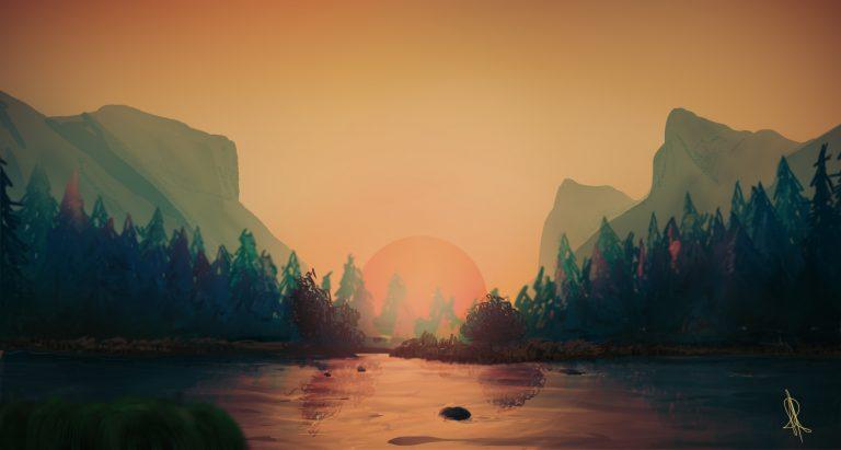 Landscape art 2